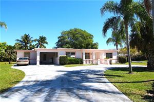 Photo of Listing MLS a10636997 in 7500 W Lake Dr Lake Clarke Shores FL 33406