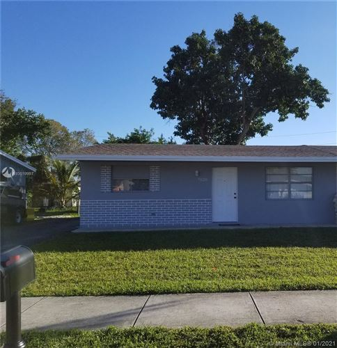 Photo of 7020 SW 19th St, North Lauderdale, FL 33068 (MLS # A10819997)