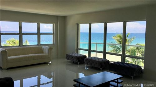 Photo of 3400 Galt Ocean Dr #202S, Fort Lauderdale, FL 33308 (MLS # A10852997)