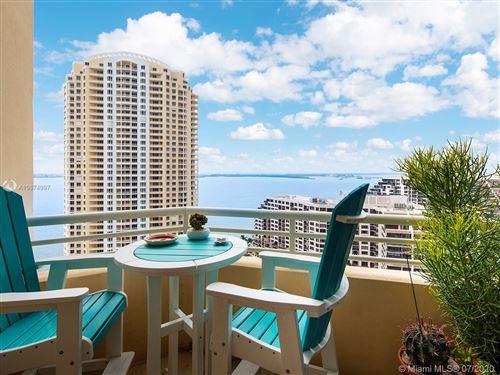 Photo of 888 Brickell Key Dr #2409, Miami, FL 33131 (MLS # A10874997)