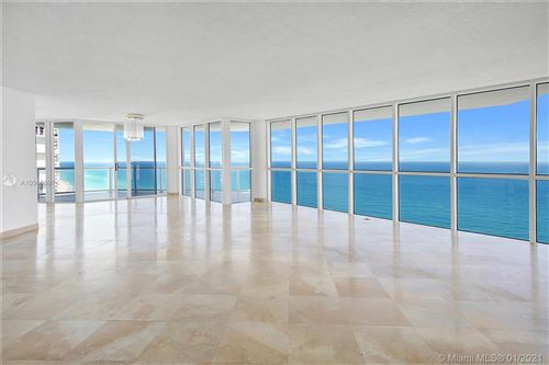 Photo of 16425 Collins Ave #2716, Sunny Isles Beach, FL 33160 (MLS # A10966997)