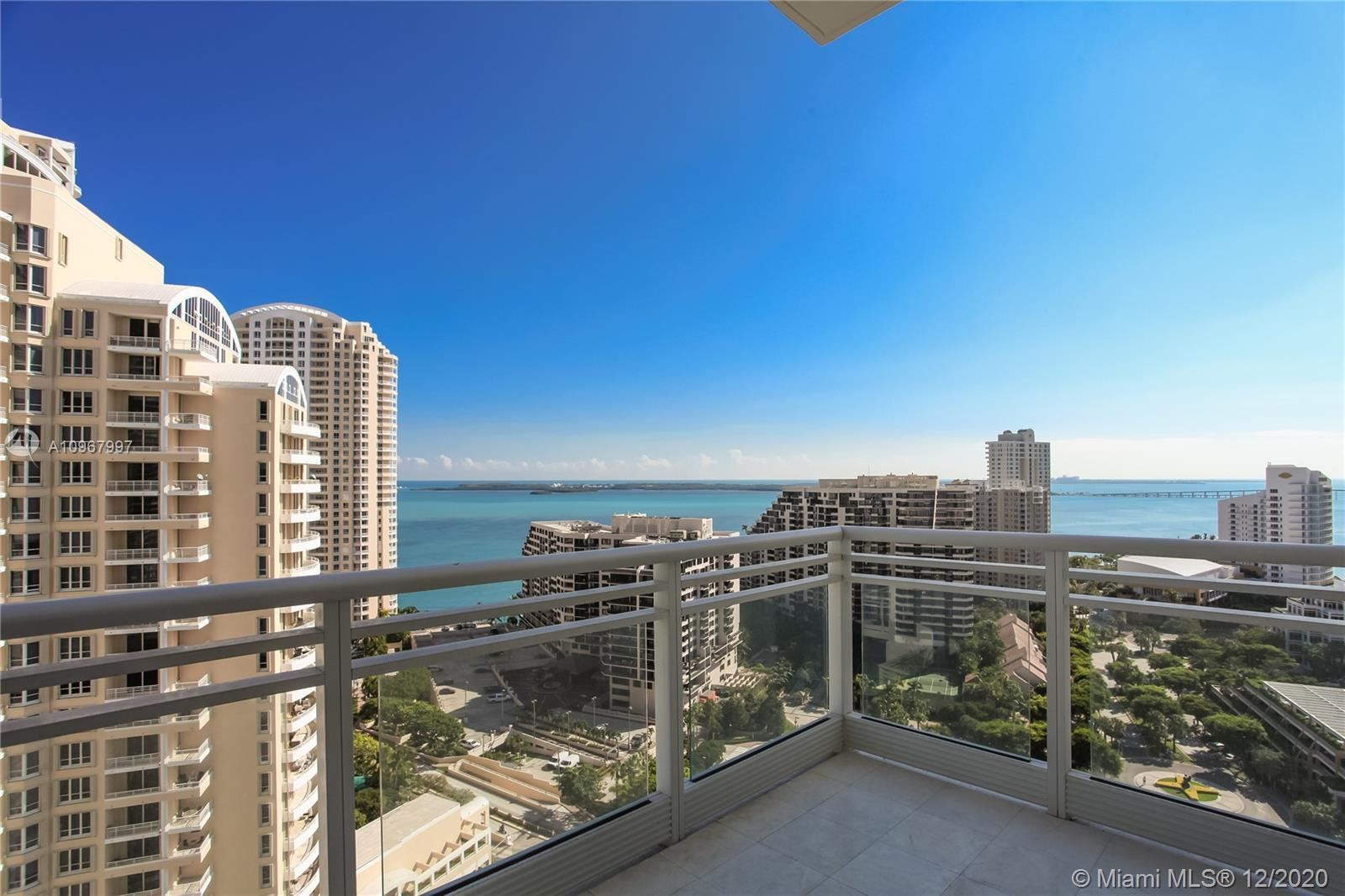Photo of 900 Brickell Key Blvd #1904, Miami, FL 33131 (MLS # A10967997)