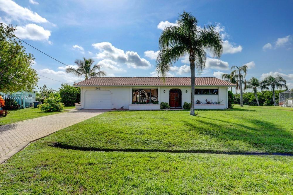 1075 SE Coral Reef Street, Port Saint Lucie, FL 34983 - #: A11079997