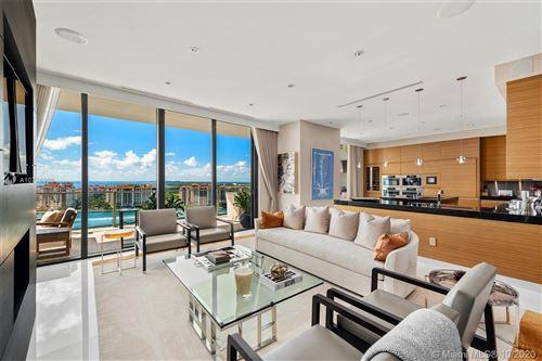 Photo of 800 S Pointe Dr #1603, Miami Beach, FL 33139 (MLS # A10778998)