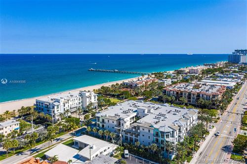 Photo of Listing MLS a10844998 in 4511 El Mar Dr #308 Lauderdale By The Sea FL 33308