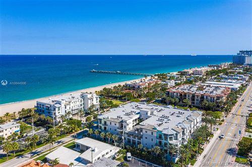 Photo of 4511 El Mar Dr #308, Lauderdale By The Sea, FL 33308 (MLS # A10844998)