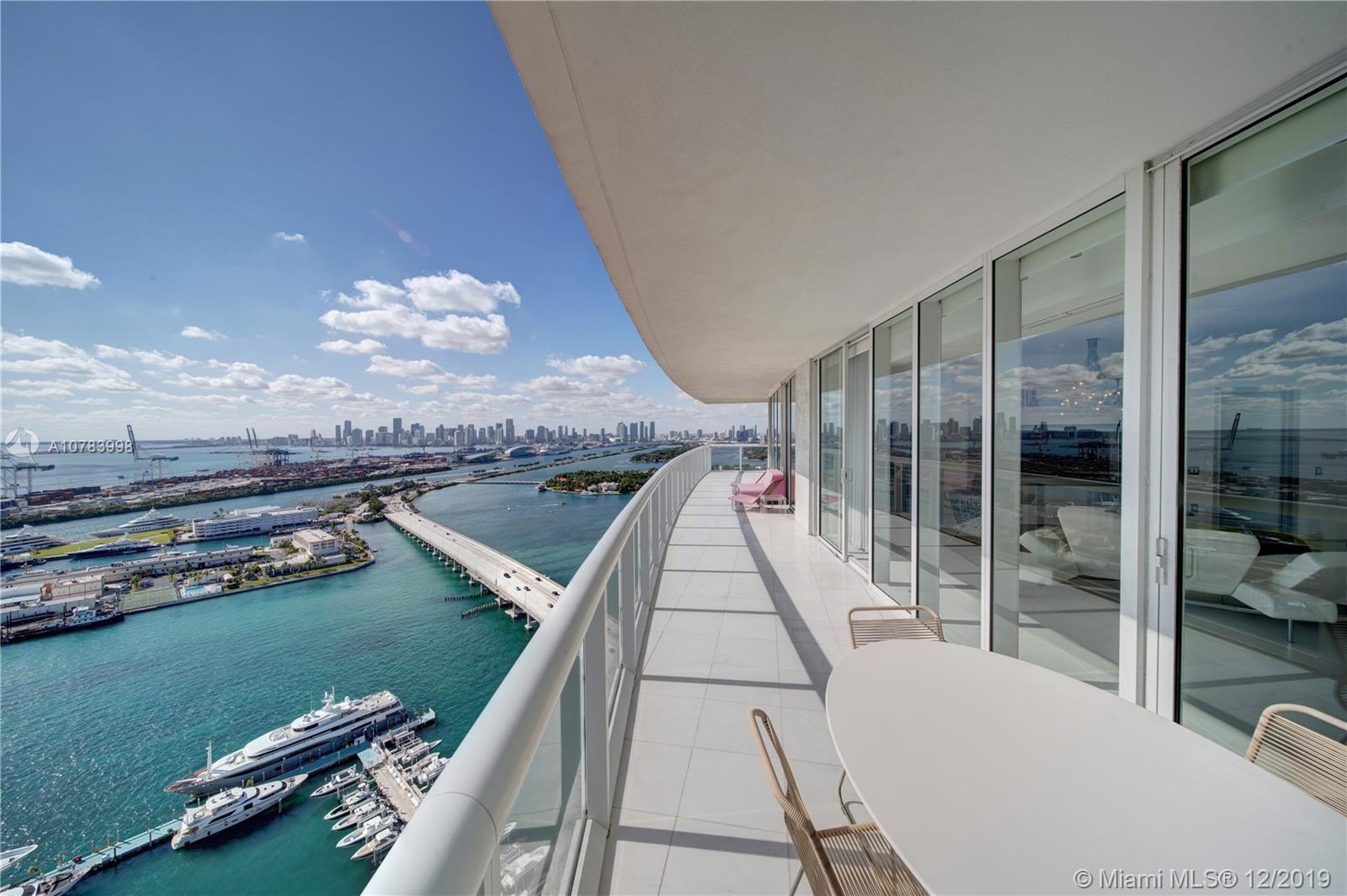450 Alton Rd #3401, Miami Beach, FL 33139 - #: A10783998