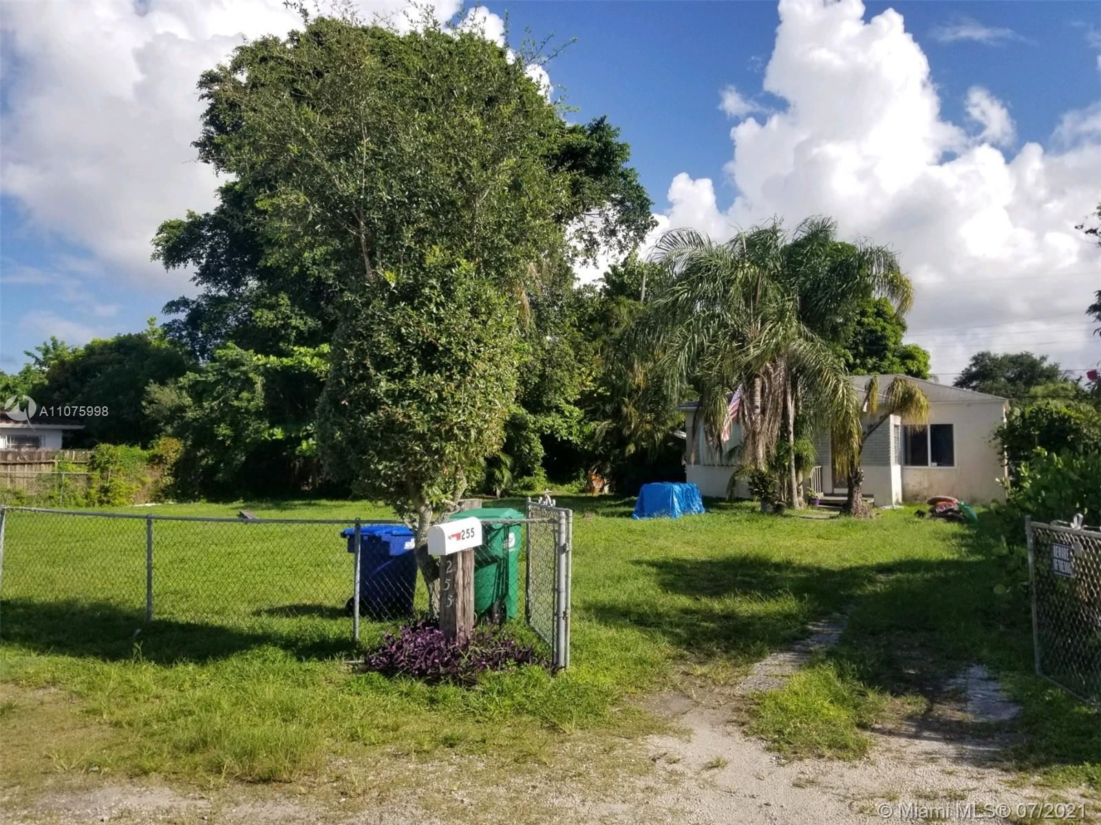 Photo of 255 NE 161st St, Miami, FL 33162 (MLS # A11075998)