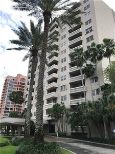 Photo of 90 Edgewater Dr #802, Coral Gables, FL 33133 (MLS # A10674999)