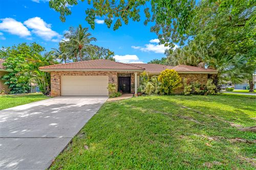 Photo of 3911 NW 72nd Drive, Coral Springs, FL 33065 (MLS # RX-10654000)