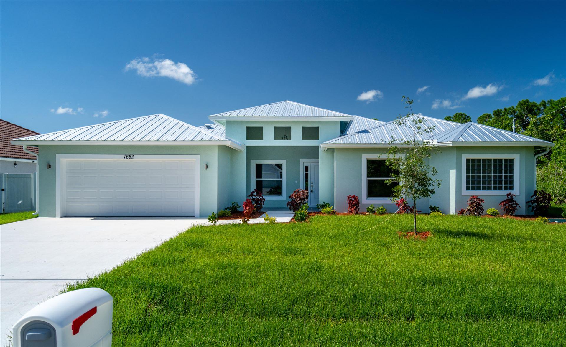 1682 SW Falmouth Avenue, Port Saint Lucie, FL 34953 - #: RX-10643000