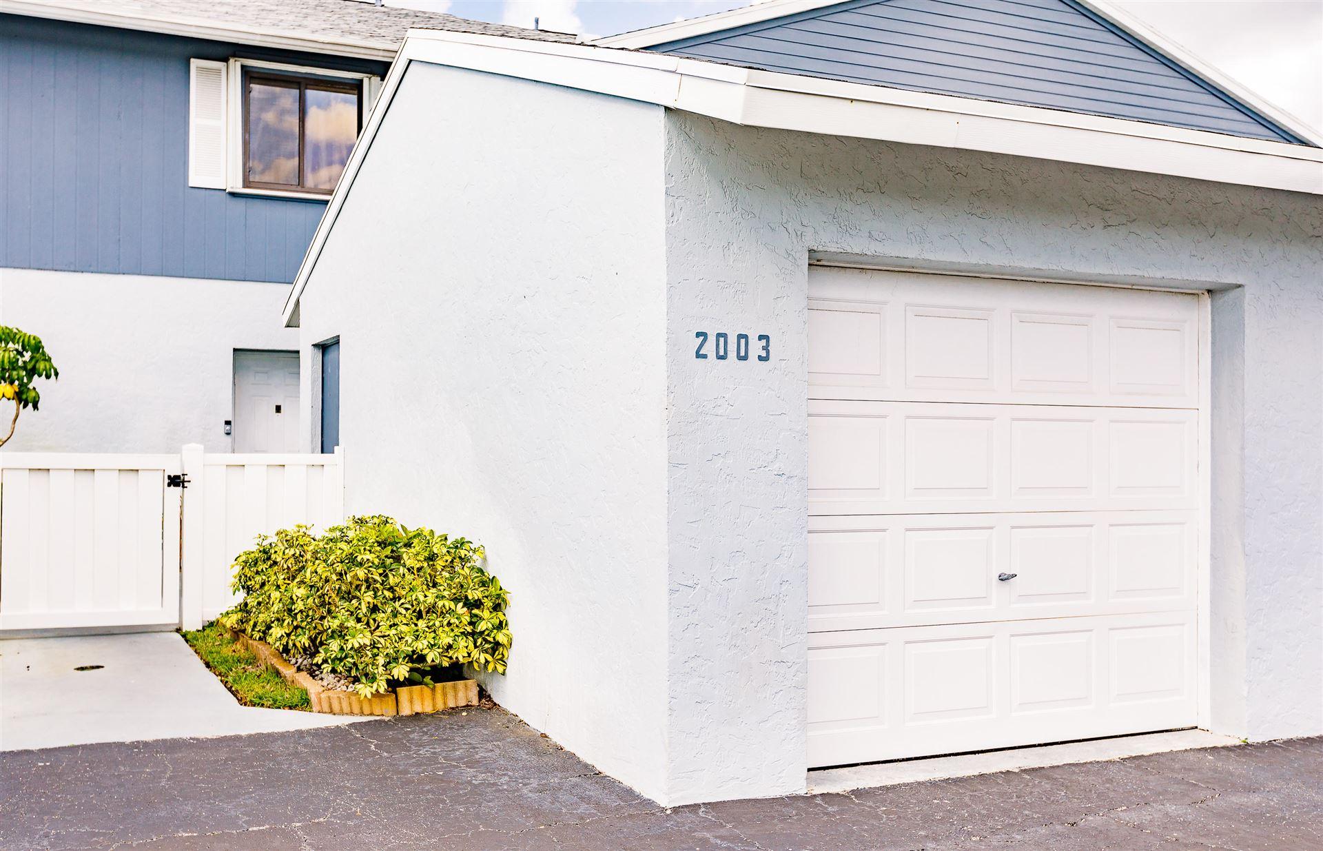 2641 Gately Drive W #2003, West Palm Beach, FL 33415 - #: RX-10673000