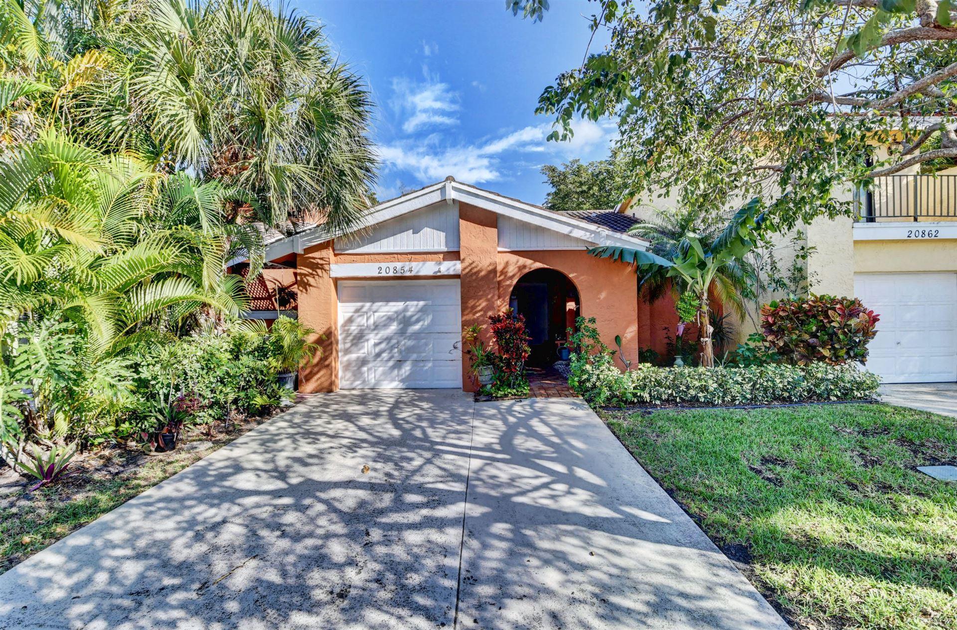 20854 Via Valencia Drive #20854, Boca Raton, FL 33433 - #: RX-10678000
