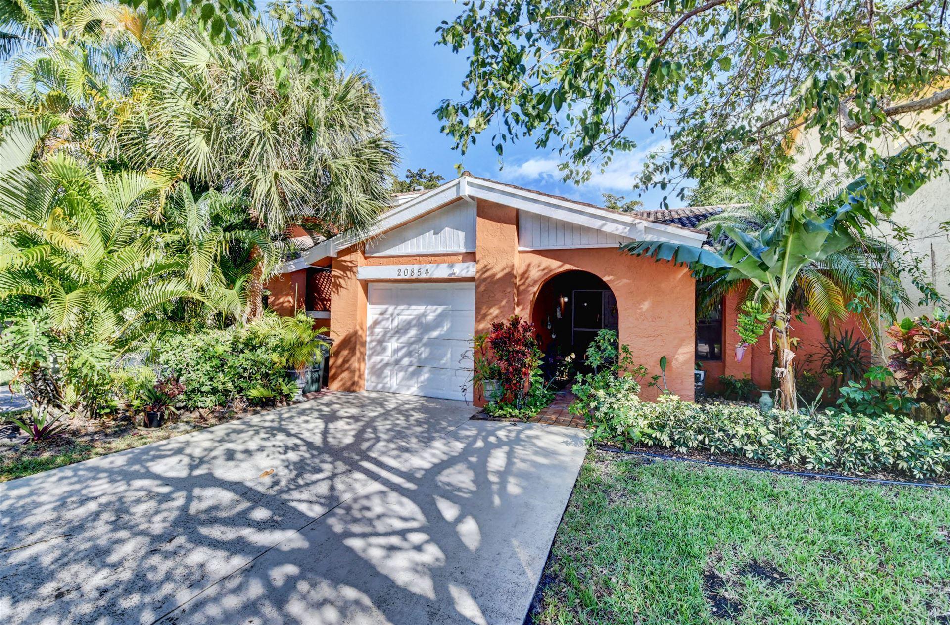 Photo of 20854 Via Valencia Drive #20854, Boca Raton, FL 33433 (MLS # RX-10678000)