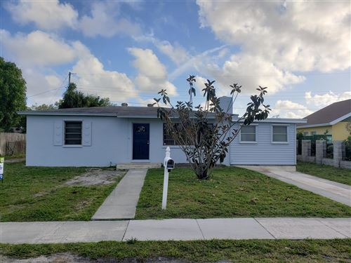 Photo of Listing MLS rx in 816 Cherry Road West Palm Beach FL 33409