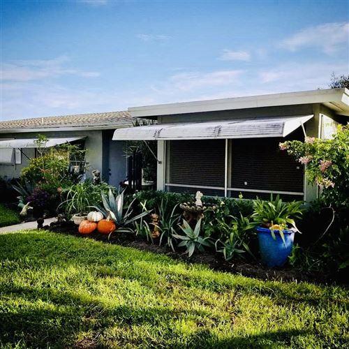 Photo of 712 South Drive #D, Delray Beach, FL 33445 (MLS # RX-10657001)