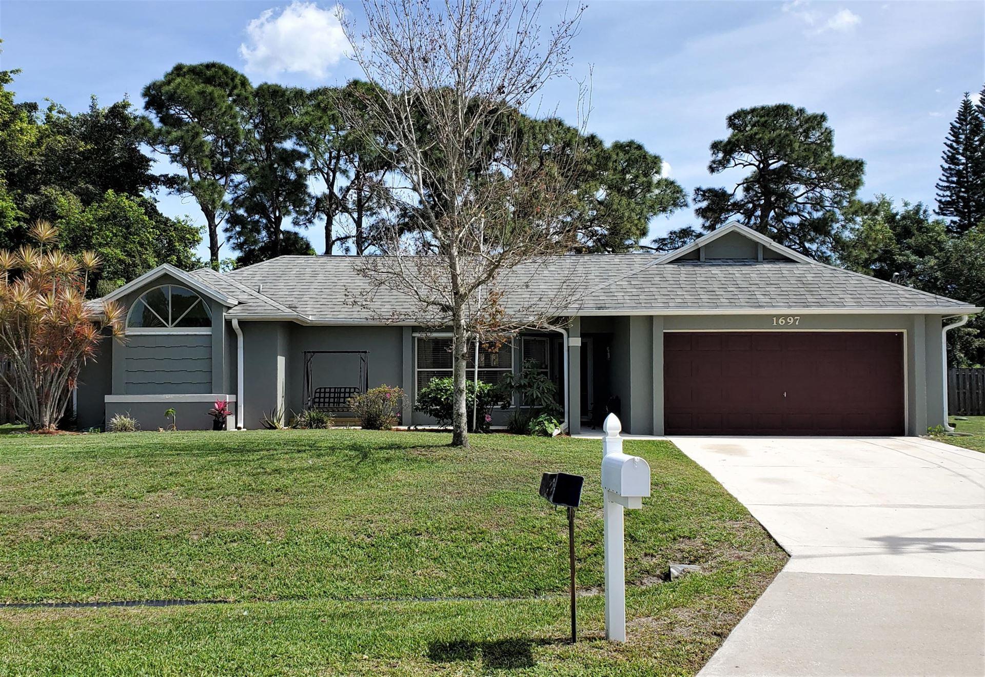 1697 SW Clover Street, Port Saint Lucie, FL 34953 - #: RX-10703001