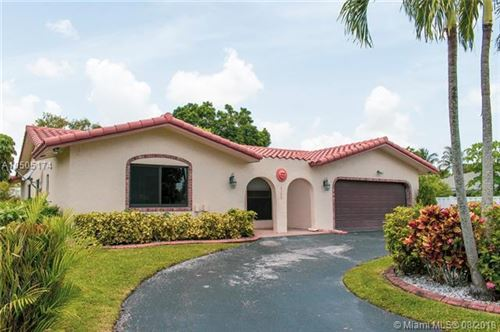 Photo of Listing MLS rx in 8596 NW 27th Drive Coral Springs FL 33065