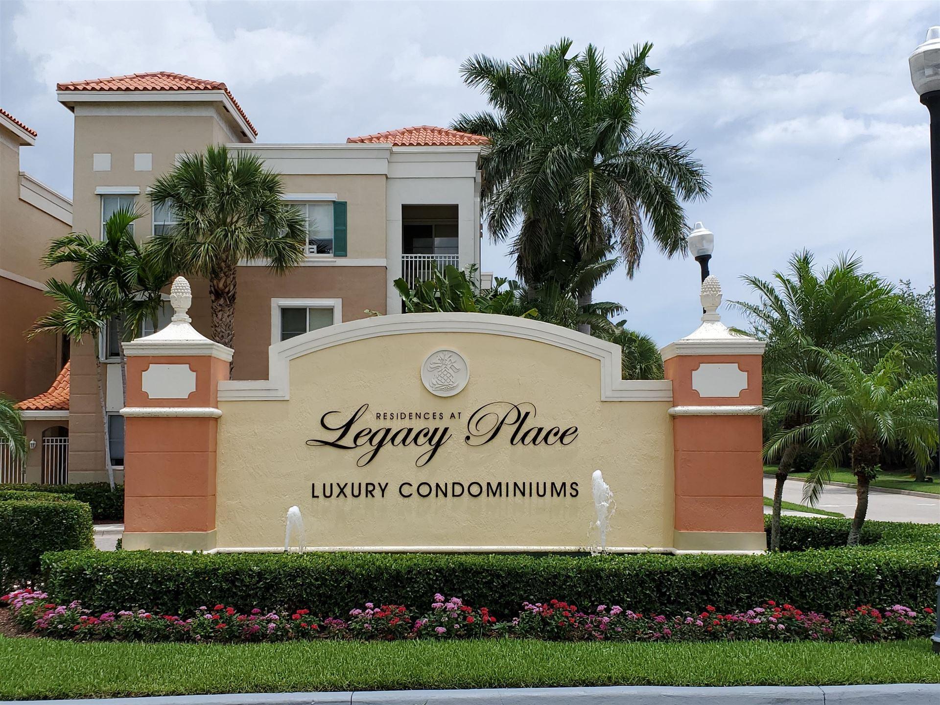 Photo of 11022 Legacy Drive #104, Palm Beach Gardens, FL 33410 (MLS # RX-10725002)