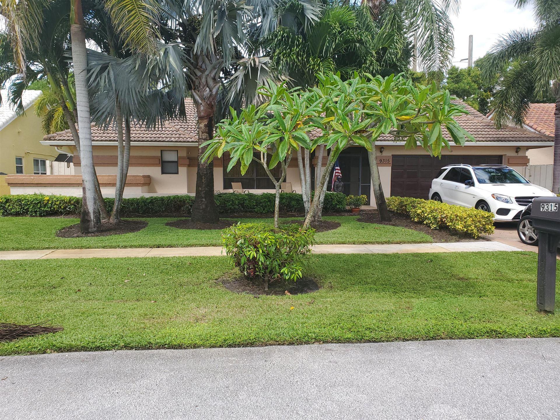 9315 Laurel Green Drive S, Boynton Beach, FL 33437 - MLS#: RX-10749002