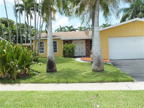 Photo of Listing MLS rx in 4245 NW 113th Terrace Sunrise FL 33323