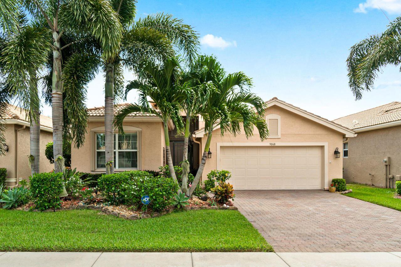 9068 Meridian View Isle Isle, Boynton Beach, FL 33473 - #: RX-10657003