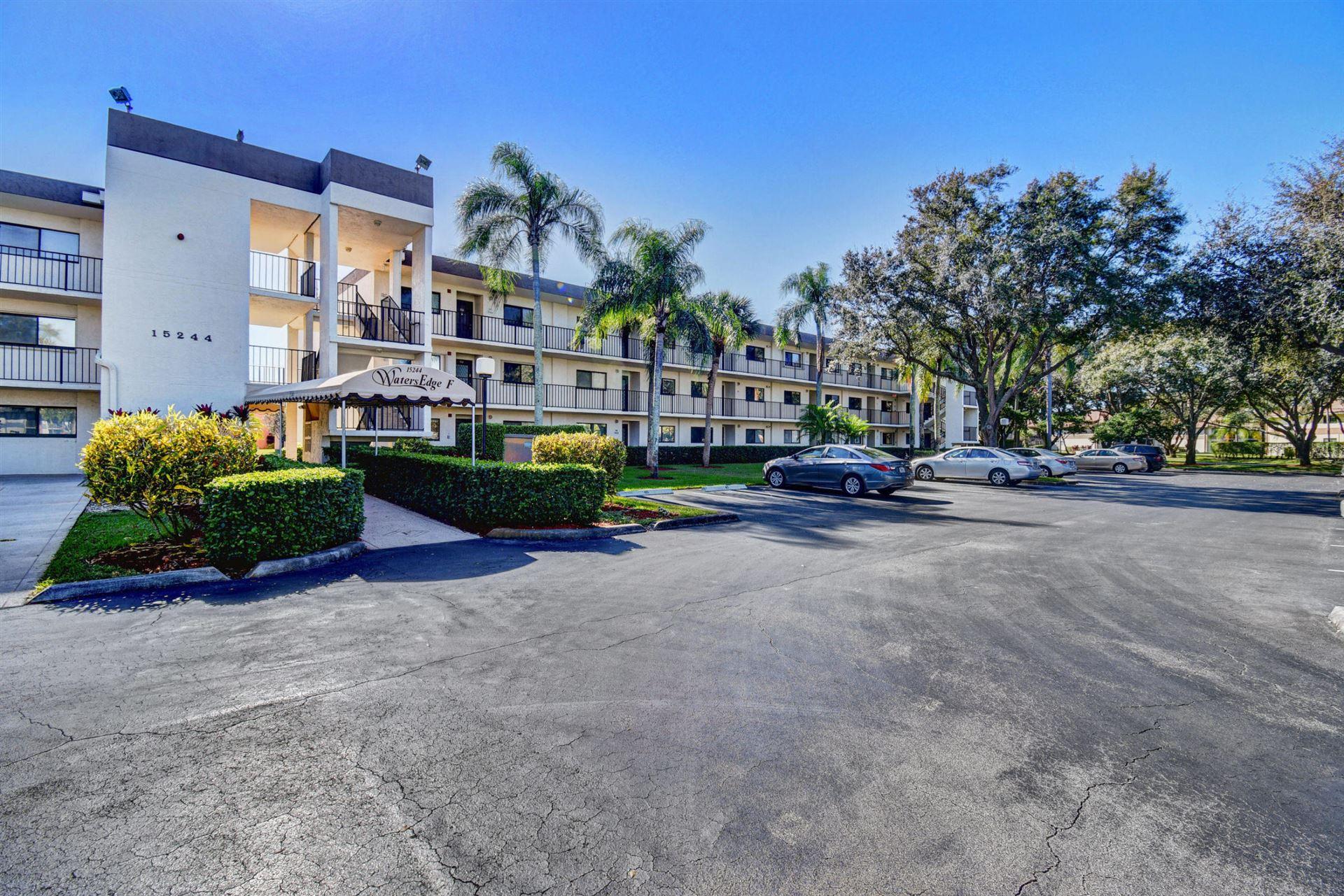 15244 Lakes Of Delray Boulevard #308, Delray Beach, FL 33484 - #: RX-10658003