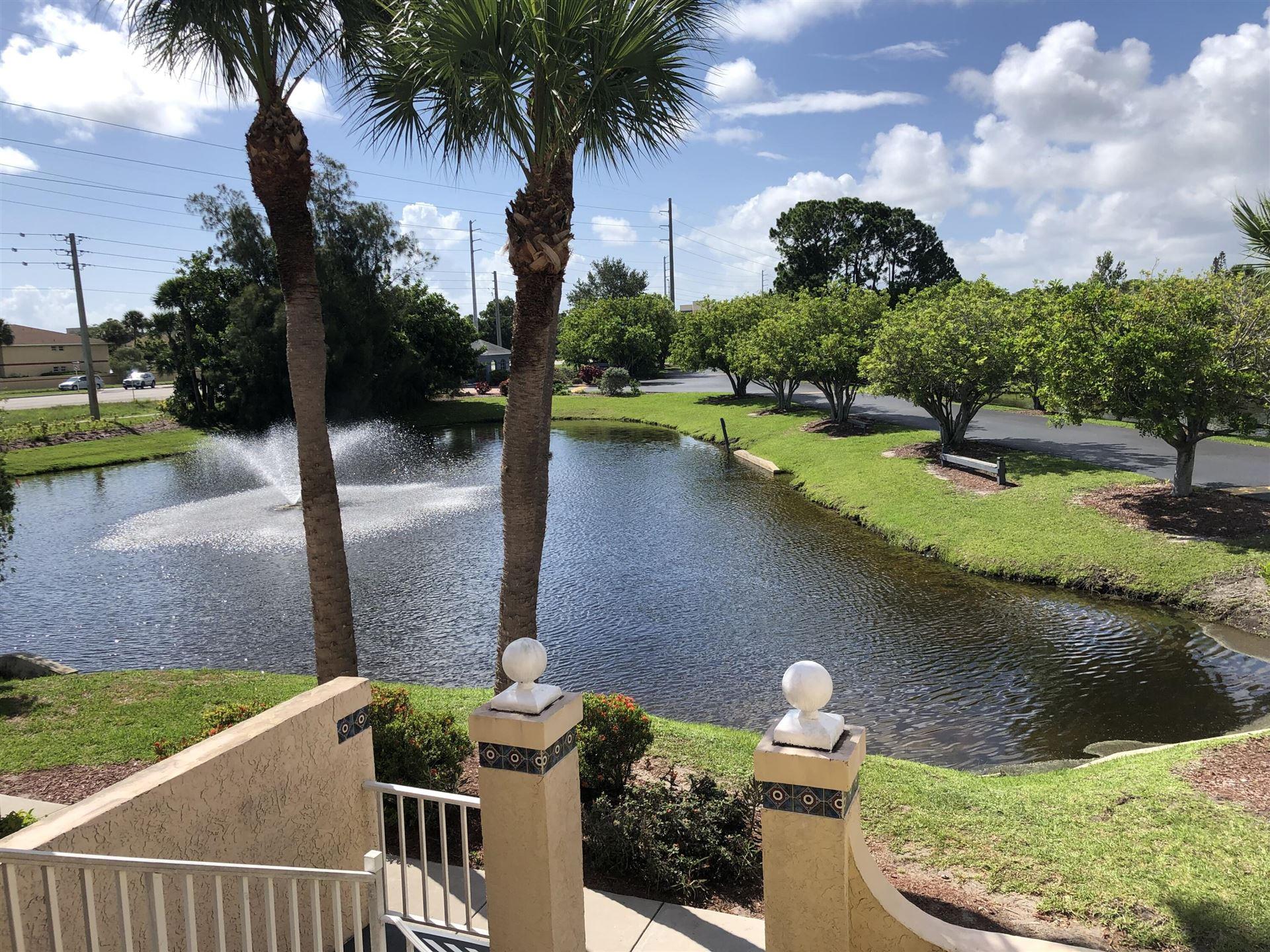 1635 SE Green Acres Circle #Dd203, Port Saint Lucie, FL 34953 - MLS#: RX-10732003