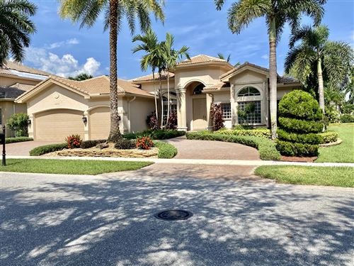 Photo of 10726 Canyon Bay Lane, Boynton Beach, FL 33473 (MLS # RX-10640004)