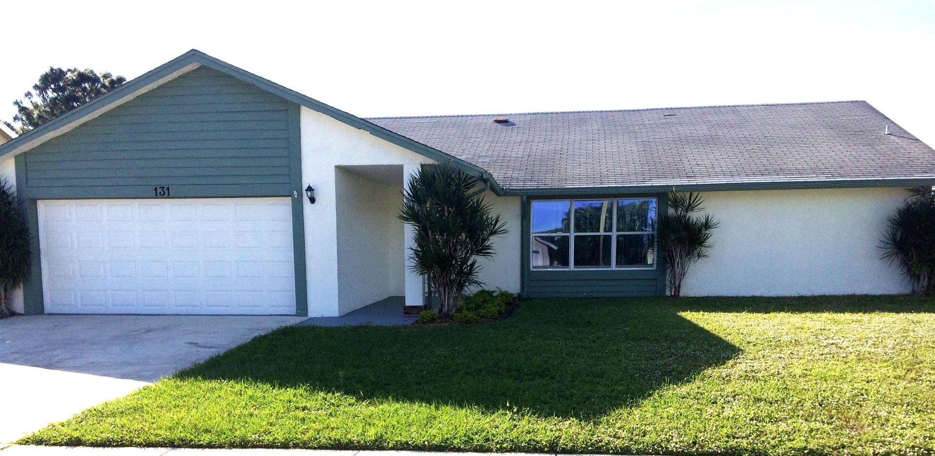 131 Sunflower Circle, Royal Palm Beach, FL 33411 - #: RX-10596004