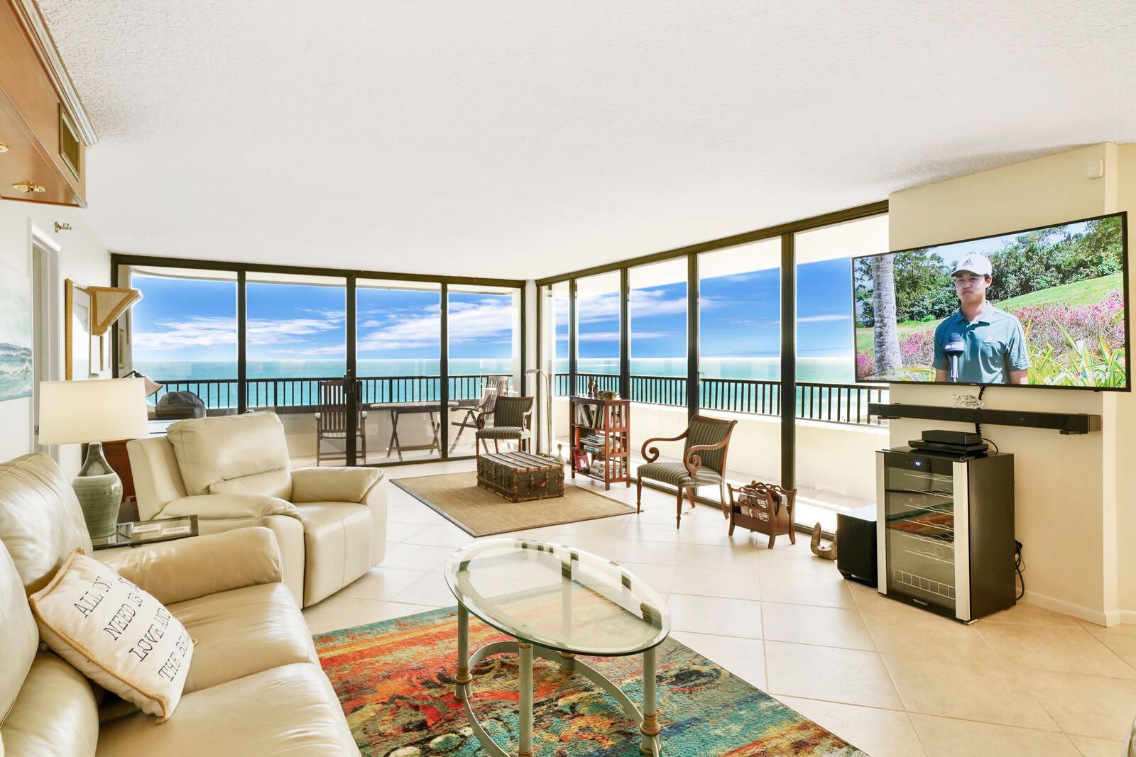 Photo of 600 Ocean Drive #11b, Juno Beach, FL 33408 (MLS # RX-10697004)