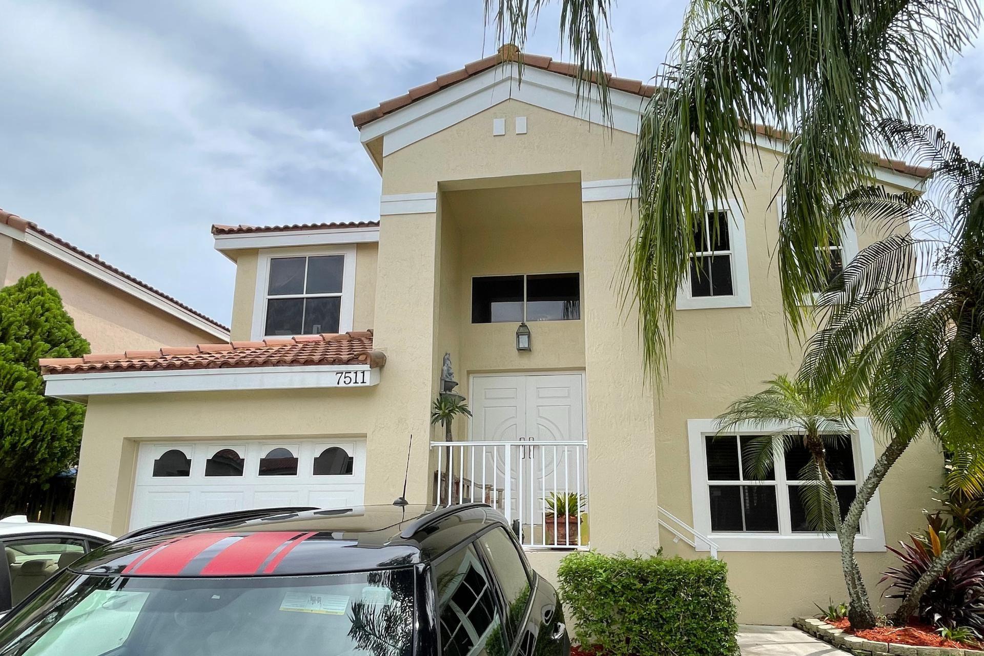 Photo of 7511 Viscaya Circle, Margate, FL 33063 (MLS # RX-10731005)