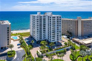 Photo of Listing MLS rx in 3015 S Ocean Boulevard #901 Highland Beach FL 33487