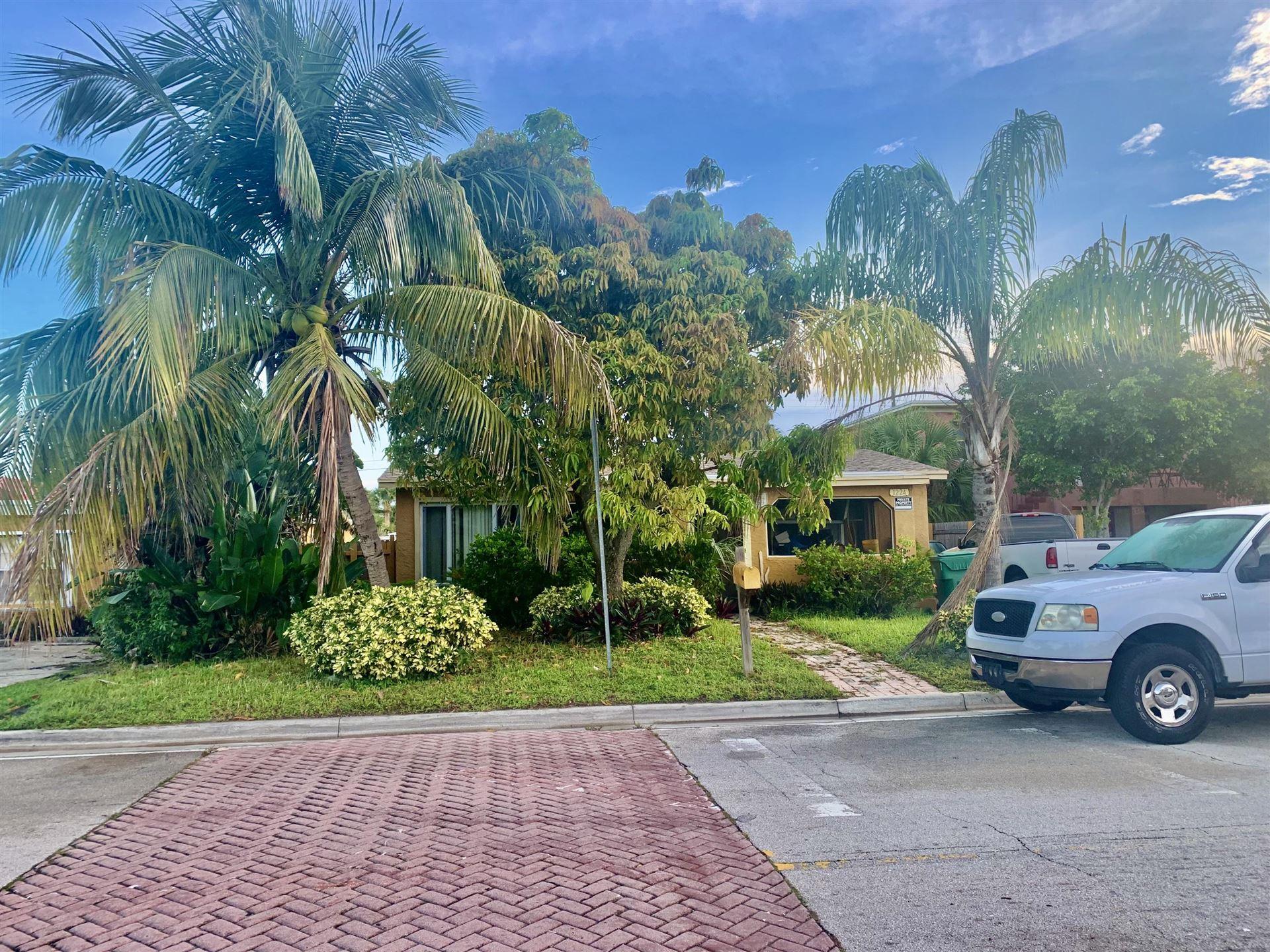 1224 W 31st Street, Riviera Beach, FL 33404 - MLS#: RX-10728006