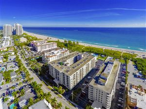 Photo of Listing MLS rx in 145 S Ocean Avenue #306 Palm Beach Shores FL 33404