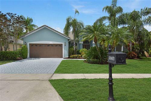 Photo of 21437 Gosier Way, Boca Raton, FL 33428 (MLS # RX-10711007)
