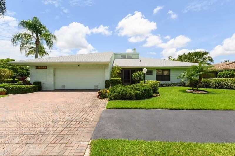 13757 Sand Crane Drive, West Palm Beach, FL 33418 - #: RX-10629007