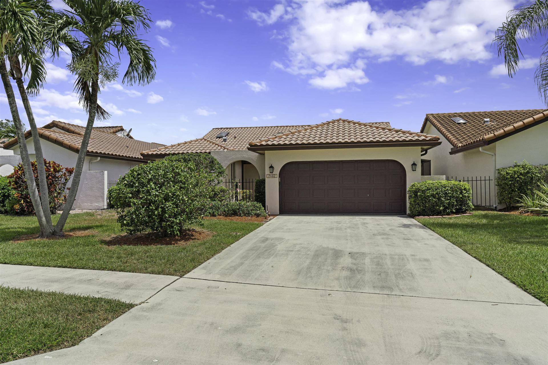 7602 Solimar Circle, Boca Raton, FL 33433 - #: RX-10637007