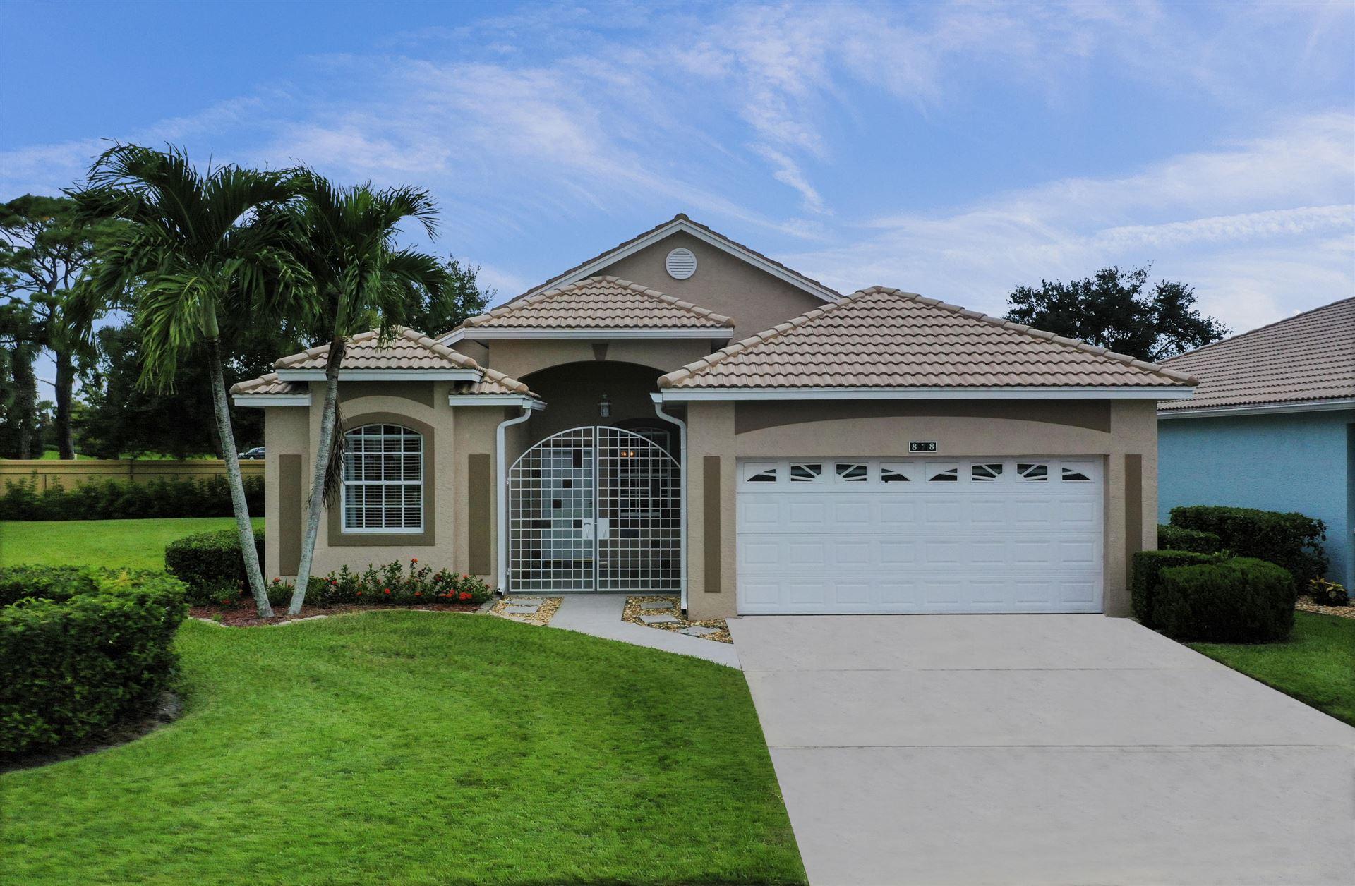 878 NW Sarria Court, Port Saint Lucie, FL 34986 - #: RX-10654007