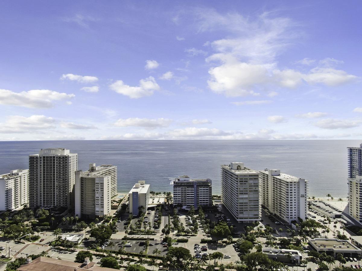 Photo of 4040 Galt Ocean Drive #909, Fort Lauderdale, FL 33308 (MLS # RX-10661007)