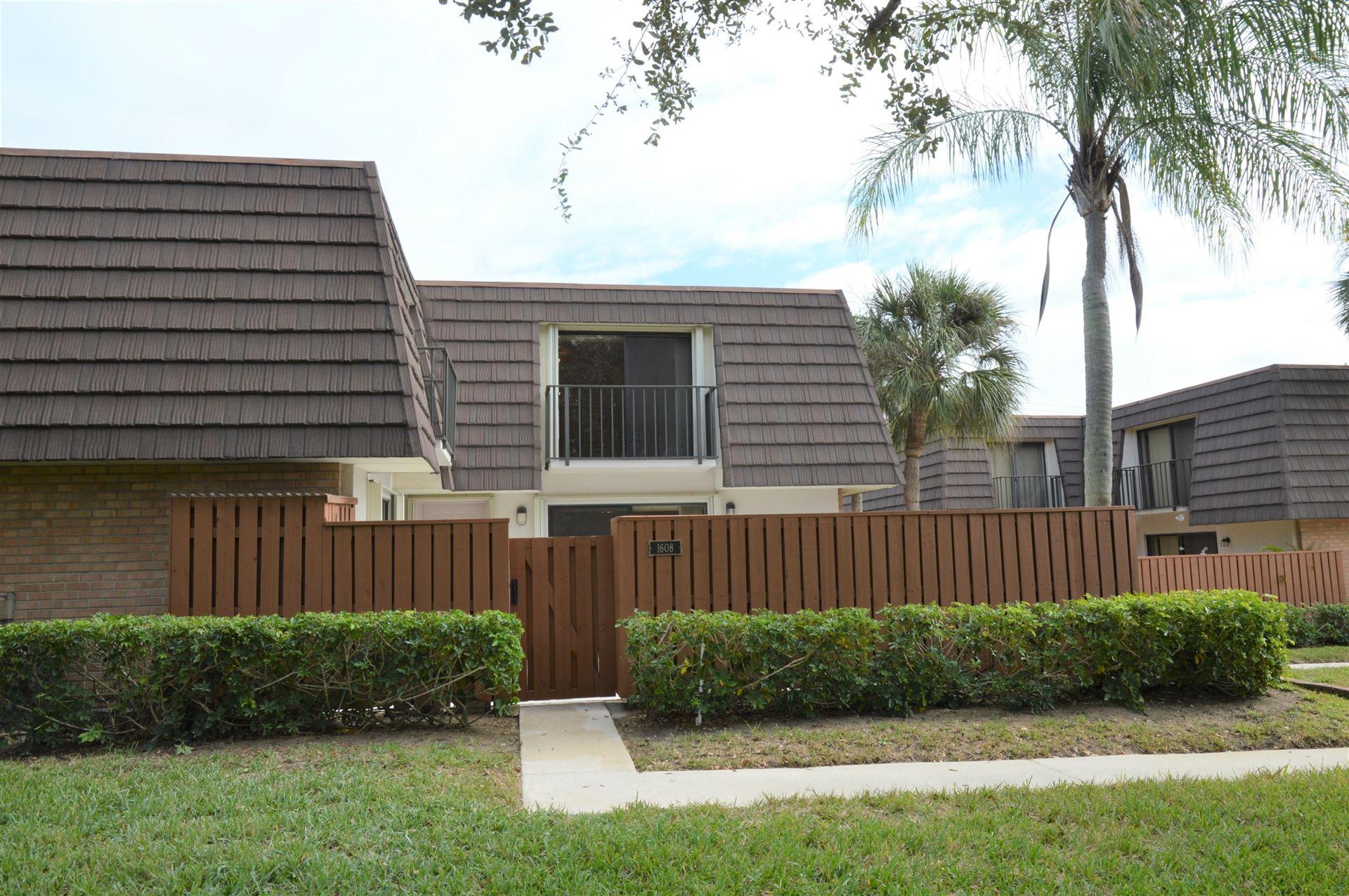 Photo of 1608 16th Court #25a, Jupiter, FL 33477 (MLS # RX-10678007)