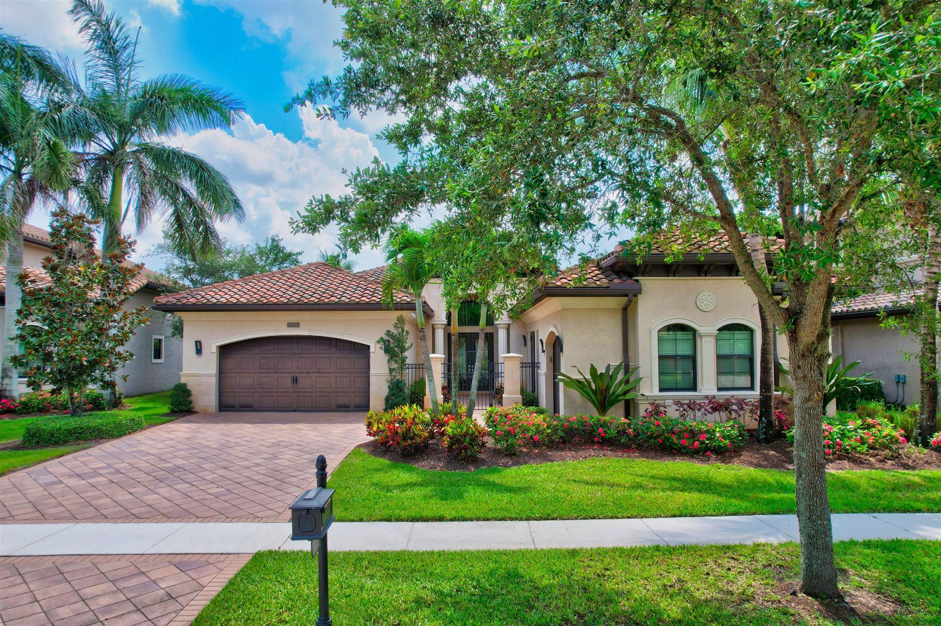 8349 Hawks Gully Avenue, Delray Beach, FL 33446 - #: RX-10735007
