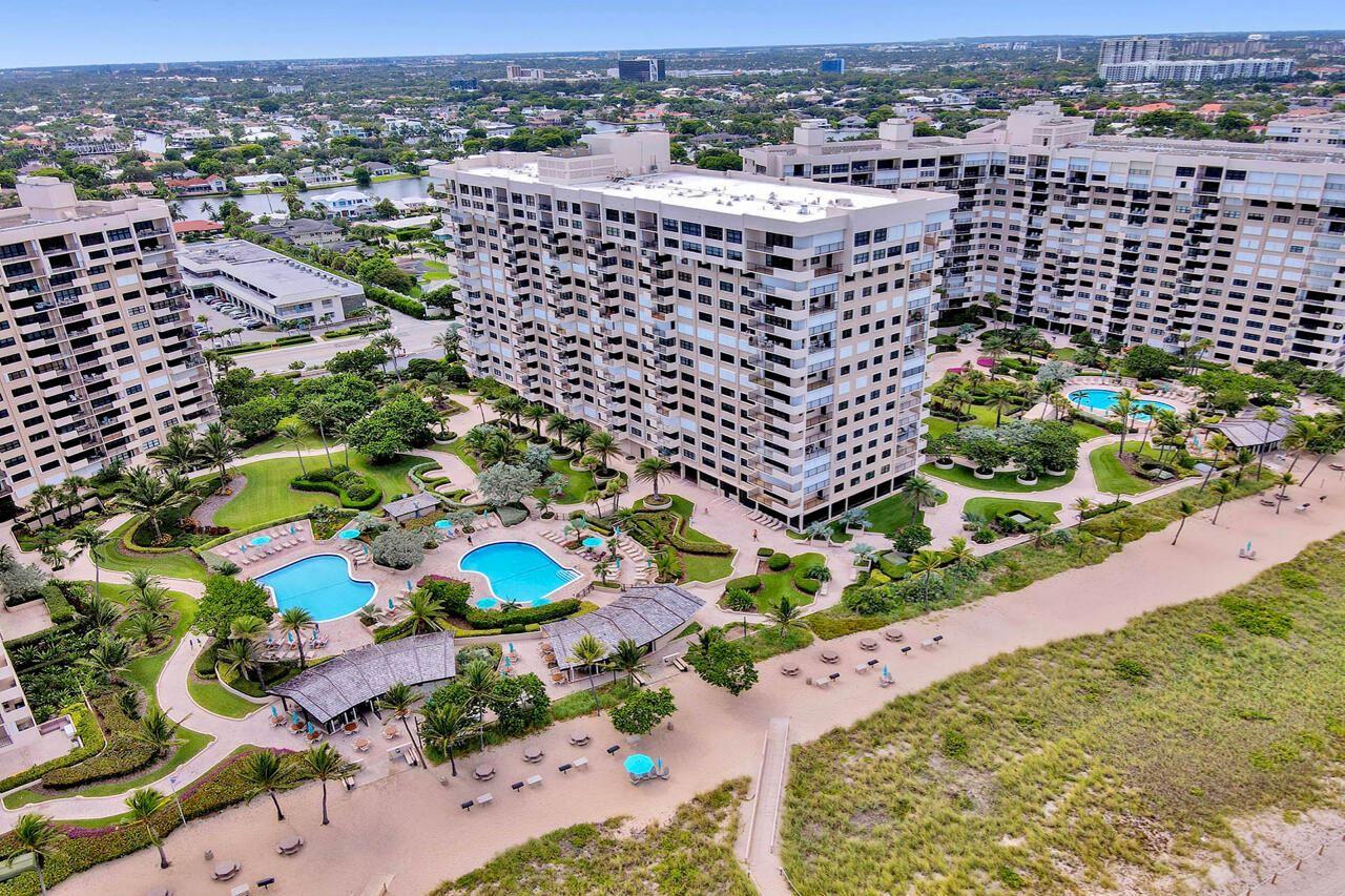 Photo of 5000 N Ocean Boulevard #812, Lauderdale By The Sea, FL 33308 (MLS # RX-10742007)