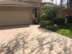 Photo of 7426 Viale Caterina, Delray Beach, FL 33446 (MLS # RX-10498008)