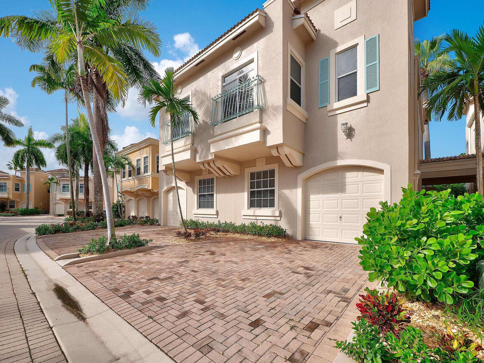 504 Resort Lane #504, Palm Beach Gardens, FL 33418 - MLS#: RX-10666008