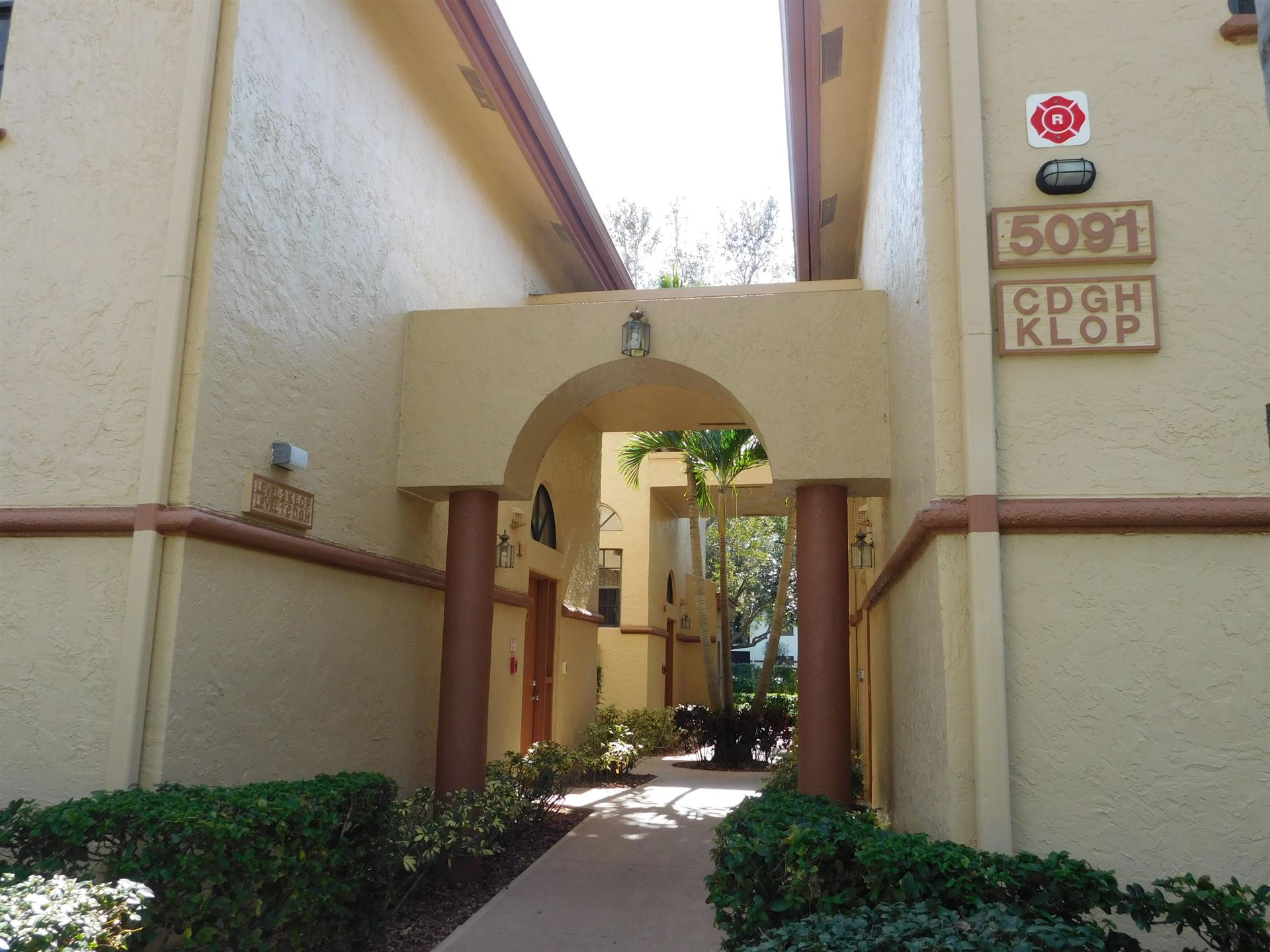5091 Splendido Court #G, Boynton Beach, FL 33437 - #: RX-10685008