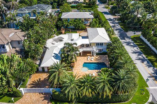 Photo of 1137 N Vista Del Mar Drive, Delray Beach, FL 33483 (MLS # RX-10644009)