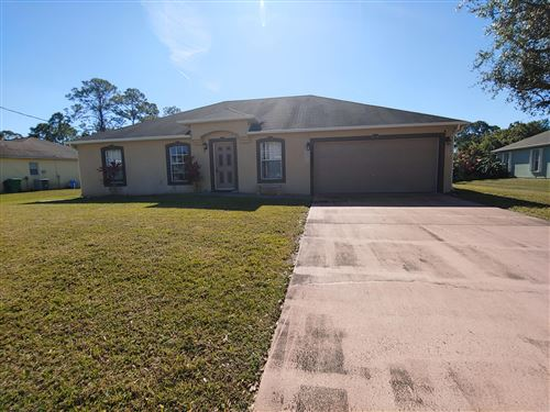 Photo of 1552 SW Neponset Road, Port Saint Lucie, FL 34953 (MLS # RX-10686009)
