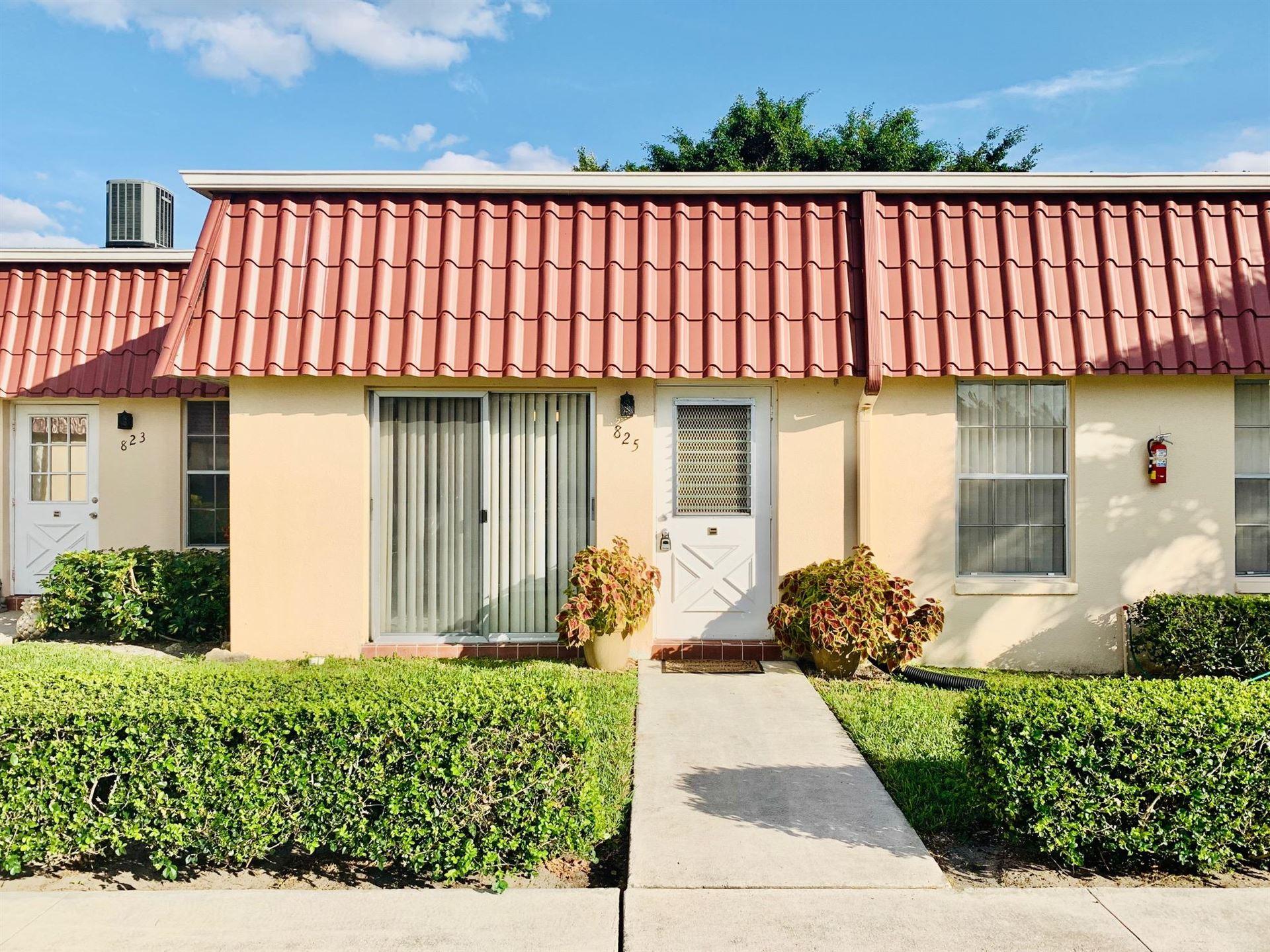 825 Salem Lane, Lake Worth, FL 33467 - #: RX-10607009