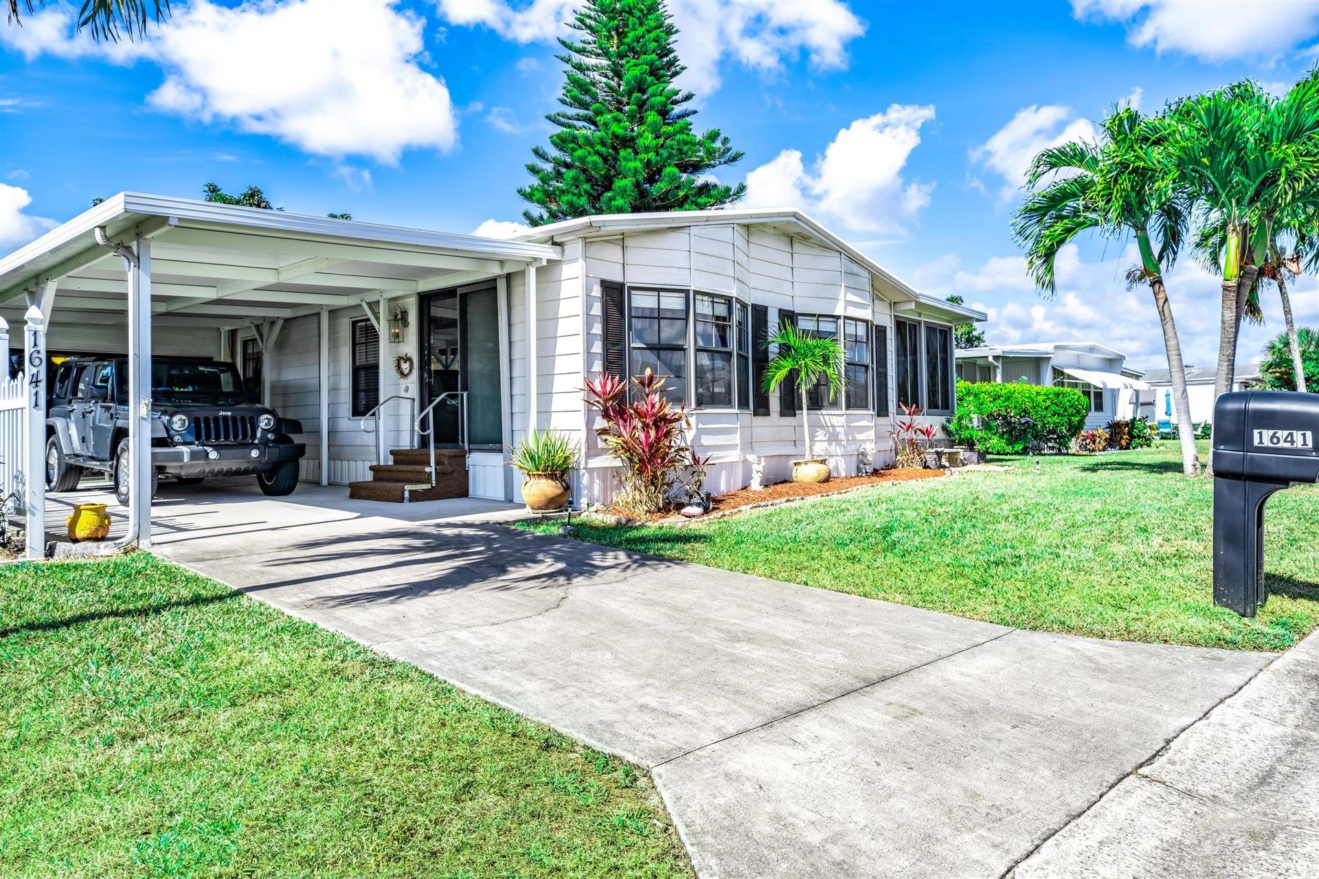 1641 SW 64th Way, Boca Raton, FL 33428 - #: RX-10692009